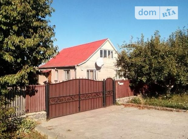 Продажа дома, 126м², Черкасская, Звенигородка, р‑н.Звенигородка, Дениса Давыдова, дом 67