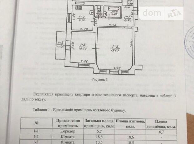 Кімната в Знам`янці на Калинова, кв. 11, в районі Знам'янка на продаж фото 1