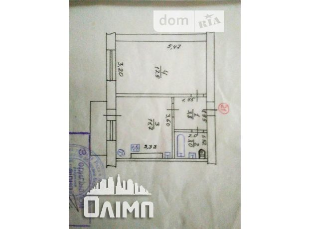 Продажа квартиры, 1 ком., Винницкая, Gnivan, р‑н.Гнивань