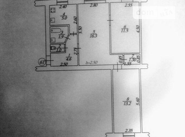 Продаж квартири, 3 кім., Сумська, Охтирка, р‑н.Охтирка, Дачный улица, буд. 3