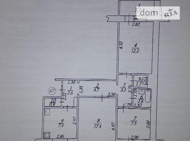 Продажа квартиры, 3 ком., Сумская, Ахтырка, Батюка