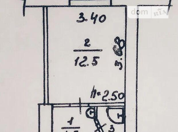 Продажа однокомнатной квартиры в Авдеевке, на Гагарина район Авдеевка фото 1