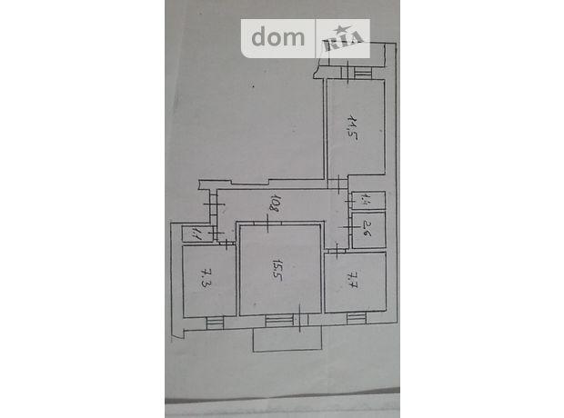 Продажа квартиры, 3 ком., Винницкая, Бар, Соборная улица
