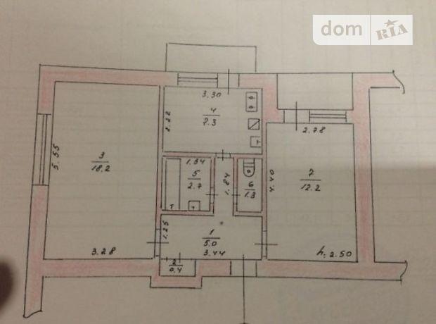 Продажа квартиры, 2 ком., Житомирская, Бердичев, р‑н.Бердичев, Одесская