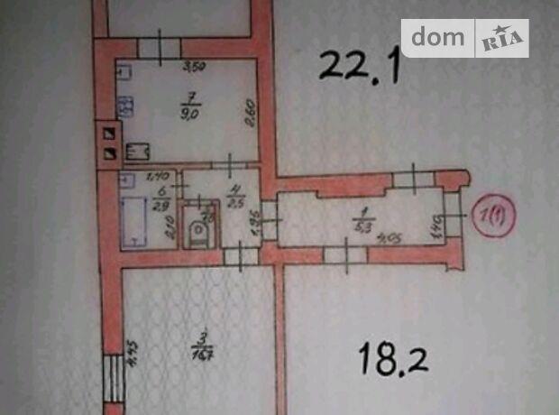Продажа трехкомнатной квартиры в Бердичеве, район Бердичев фото 2