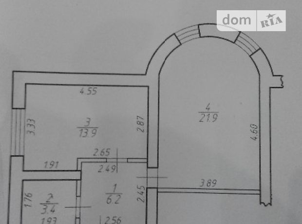 Продажа квартиры, 1 ком., Ивано-Франковская, Богородчаны, р‑н.Богородчаны