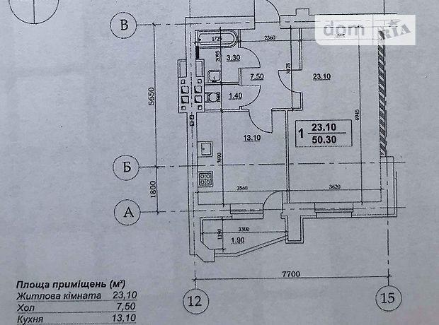 Продажа квартиры, 1 ком., Киевская, Борисполь, р‑н.Борисполь, В Йовы, дом 1