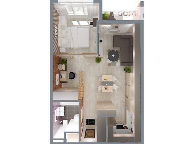 Продажа двухкомнатной квартиры в Броварах, фото 1