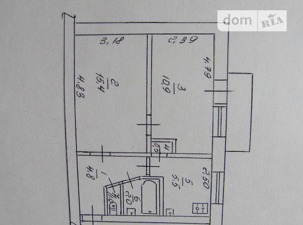 Продажа квартиры, 2 ком., Черкассы, р‑н.Железнодорожний вокзал, Хоменко улица