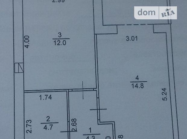 Продаж квартири, 1 кім., Черкаси, р‑н.Казбет, Шевченка бульвар, буд. 150