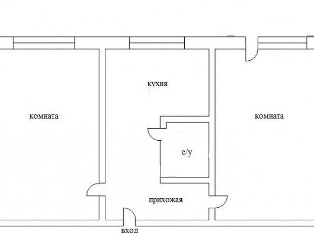 Продажа квартиры, 2 ком., Черкассы, р‑н.Мытница, Орджоникидзе улица