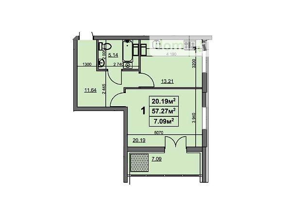 Продажа однокомнатной квартиры в Черкассах, на ул. Героев Сталинграда район Приднепровский фото 1