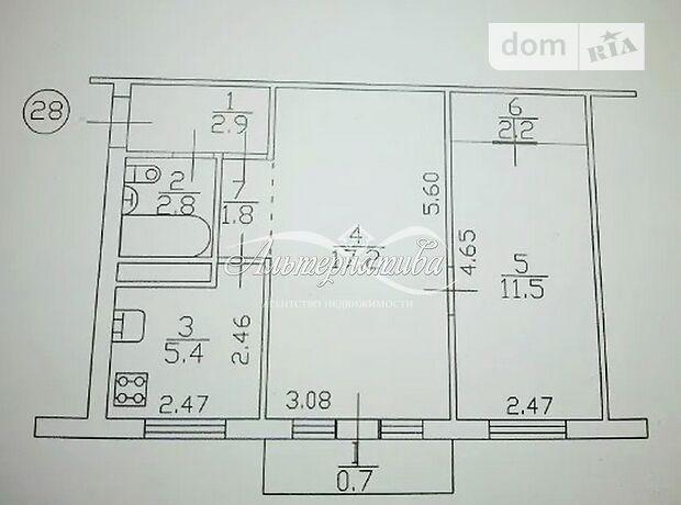 Продаж двокімнатної квартири в Чернігові на вул. Шевченка район Деснянський фото 1