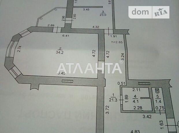 Продажа двухкомнатной квартиры в Черноморске, на Хантадзе пер. фото 1