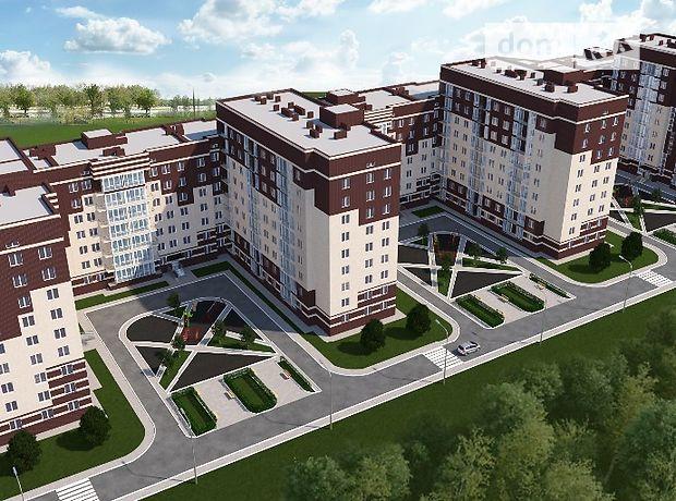 Продаж трикімнатної квартири в Чернівцях на пров. Смотрицький 4, район Першотравневий фото 1