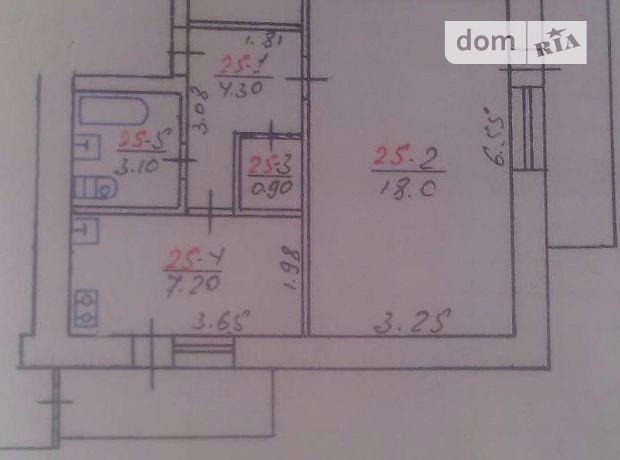 Продажа квартиры, 1 ком., Черновцы, р‑н.Проспект, ЧАПАЄВА-ДОСТОЄВСЬКОГО