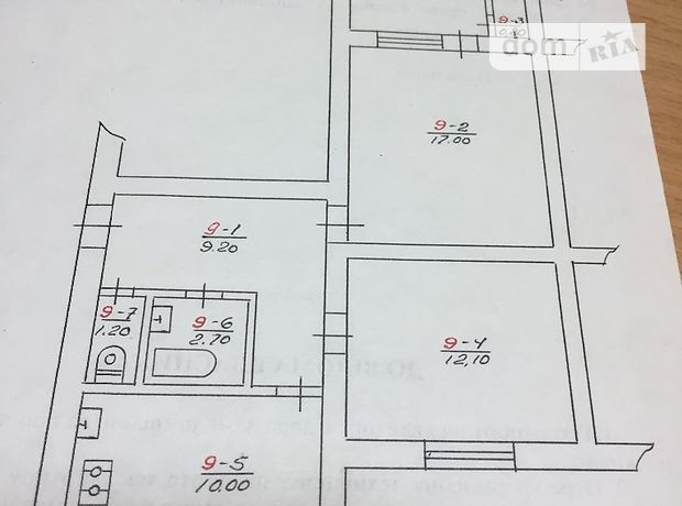 Продажа двухкомнатной квартиры в Черновцах, на ул. Заводская район Садгорский фото 1