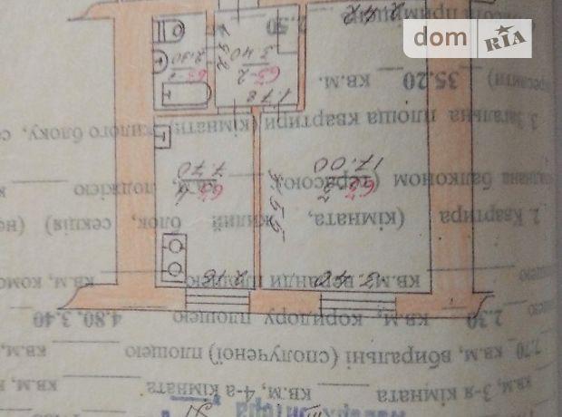 Продажа однокомнатной квартиры в Черновцах на Полэтаэва 6А, район Шевченковский, фото 1