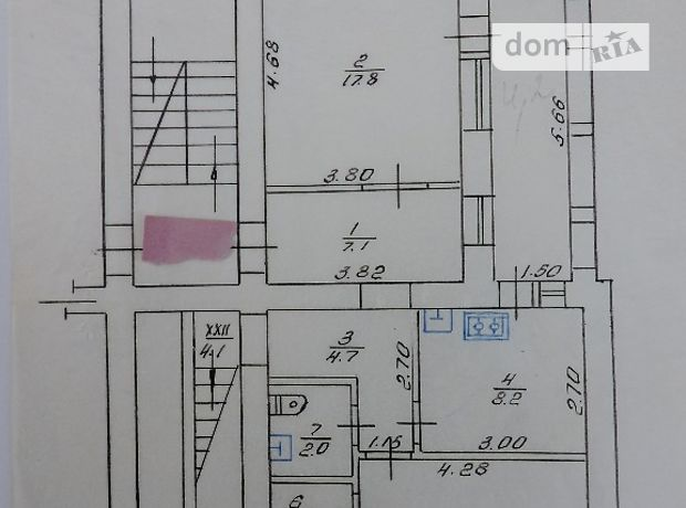 Продажа квартиры, 4 ком., Львовская, Червоноград, р‑н.Червоноград