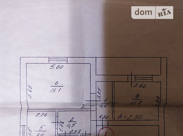 Продаж двокімнатної квартири в Чуднові на Житомирская фото 2