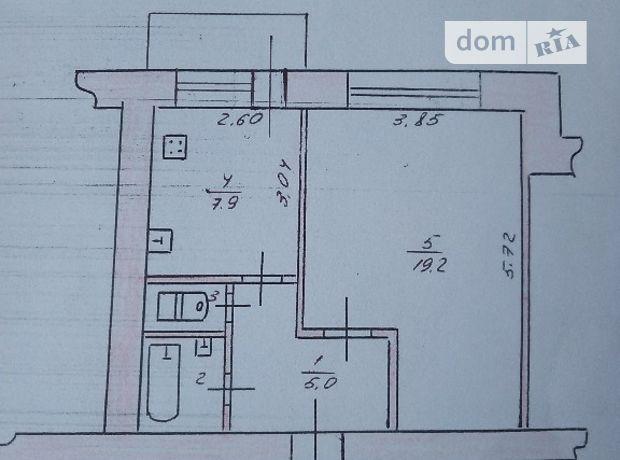 Продаж квартири, 1 кім., Дніпропетровська, Дніпродзержинськ, р‑н.Баглійський, Дунайская