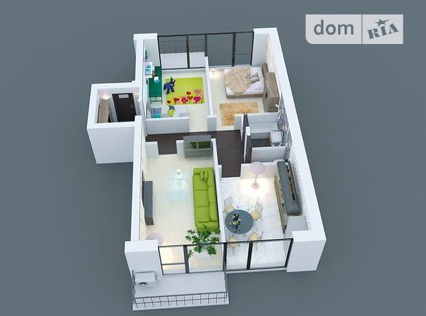 Продажа трехкомнатной квартиры в Днепропетровске, на ул. Беляева Замполита 8, район Амур-Нижнеднепровский фото 1