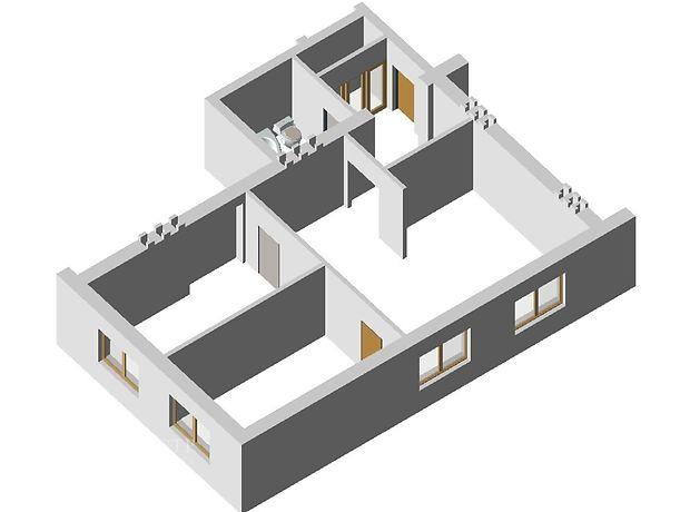 Продажа квартиры, 3 ком., Днепропетровск, р‑н.Гагарина, 9-го Января улица