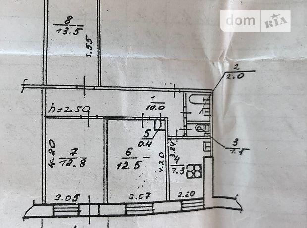 Продажа квартиры, 3 ком., Днепропетровск, р‑н.Индустриальный, Донецкое шоссе, дом 121