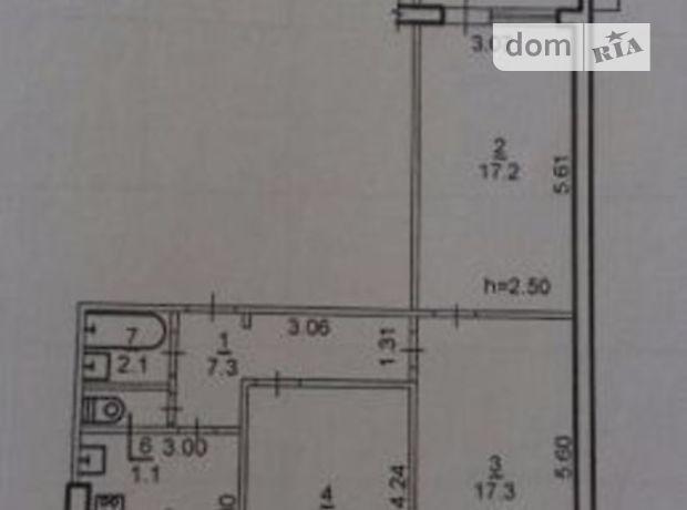 Продаж квартири, 3 кім., Дніпропетровськ, р‑н.Індустріальний, проспект Мира