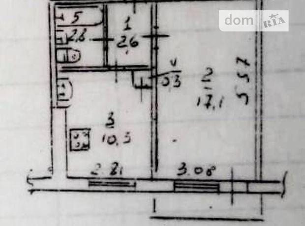 Продажа квартиры, 1 ком., Днепропетровск, р‑н.Калиновая Правда, Калиновая улица