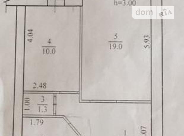 Продаж однокімнатної квартири в Дніпропетровську на просп. Пушкіна 15-7, район Низ Кірова фото 1