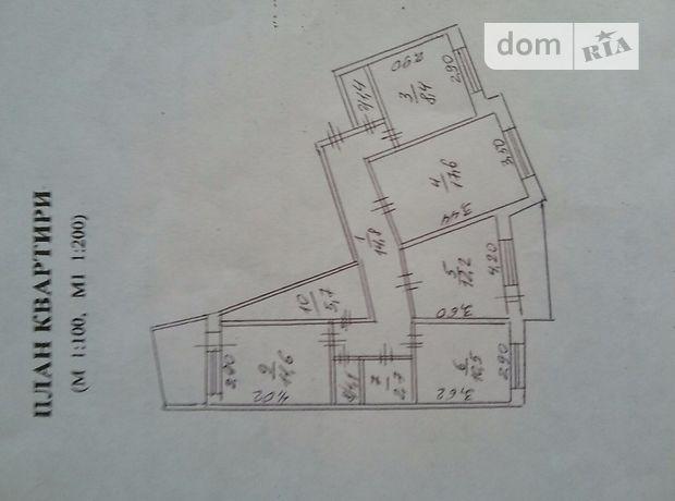 Продажа квартиры, 4 ком., Днепропетровск, р‑н.Парус, ст.м.Коммунаровская, Мониторная улица, дом 7