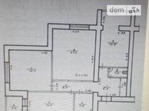 Продажа трехкомнатной квартиры в Днепропетровске, на ул. Набережная Победы 136а, район Победа фото 1