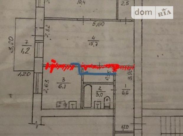 Продажа квартиры, 2 ком., Днепропетровск, р‑н.Пушкина, Философская улица, дом 44а