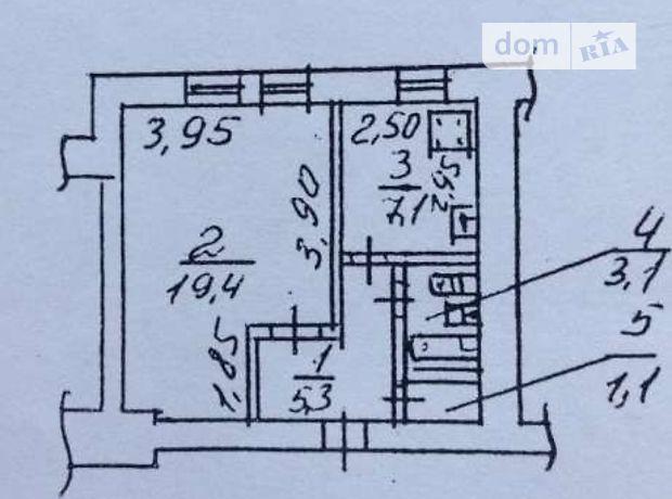 Продажа квартиры, 1 ком., Днепропетровск, р‑н.Пушкина, Шмидта улица