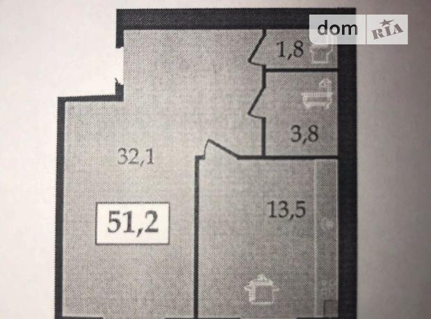 Продажа однокомнатной квартиры в Днепропетровске, на шоссе Запорожское 25, район Шевченковский фото 1