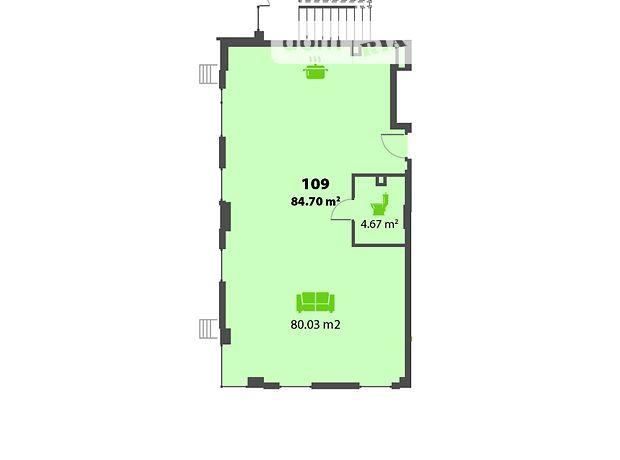 Продаж трикімнатної квартири в Дніпропетровську на просп. Героїв район Соборний фото 1