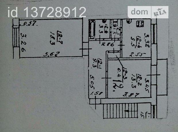 Продажа квартиры, 2 ком., Днепропетровск, р‑н.Центральный, пр. Яворницкого