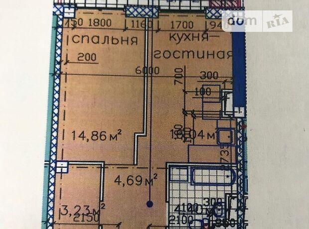 Продажа однокомнатной квартиры в Днепропетровске, район Центральный фото 1