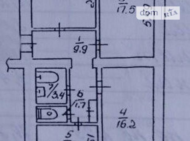 Продаж квартири, 3 кім., Дніпропетровськ, р‑н.Верх Кірова, Титова вулиця, буд. 3