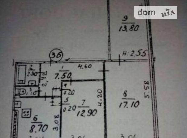 Продажа квартиры, 3 ком., Донецк, р‑н.Ленинский