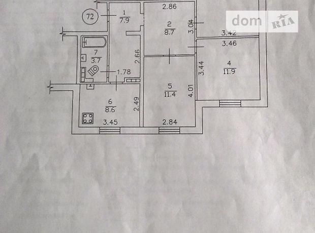 Продажа квартиры, 3 ком., Донецк, р‑н.Северный автовокзал (САВ)