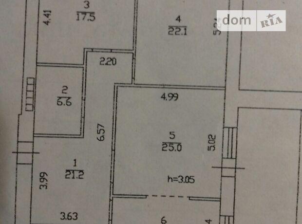 Продажа трехкомнатной квартиры в Донецке, район Ворошиловский фото 1