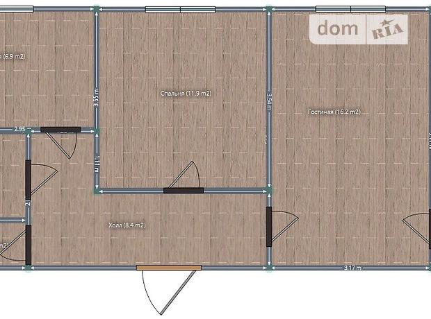 Продажа квартиры, 2 ком., Ровенская, Дубно, р‑н.Дубно, Морозенка, дом 80