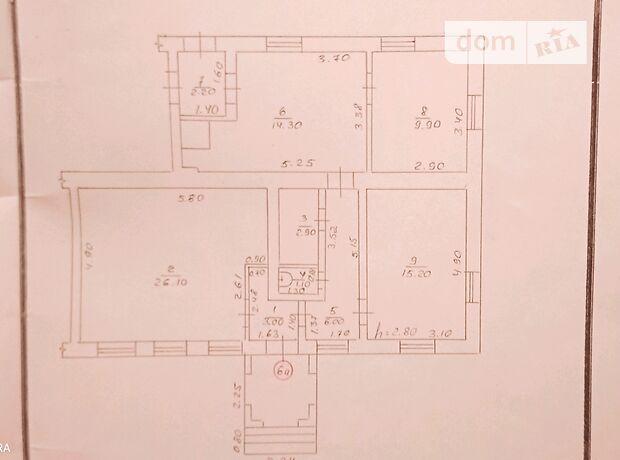 Продажа четырехкомнатной квартиры в Гайсине, на Заводська 17 район Гайсин фото 1