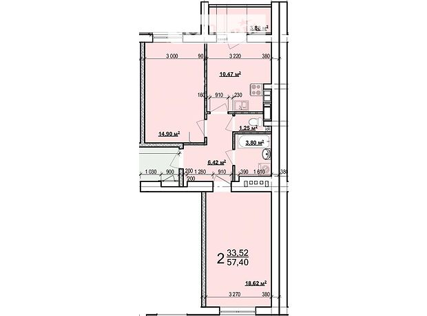 Продажа двухкомнатной квартиры в Харькове, на Семинарская ул. 46, район Холодная Гора фото 1