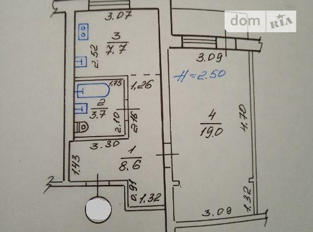 Продажа однокомнатной квартиры в Харькове, на ул. Луганская 36, район Журавлевка фото 1