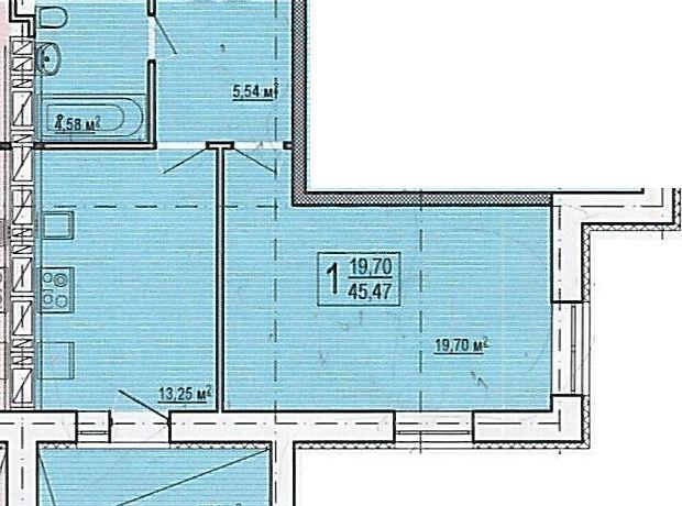 Продажа однокомнатной квартиры в Харькове, на ул. Елизаветинская 1Б, район Левада фото 1