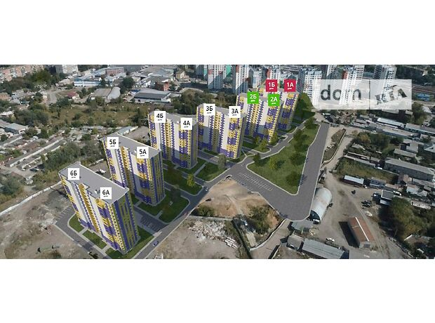 Продажа однокомнатной квартиры в Харькове, на ул. Елизаветинская 2Б, район Левада фото 1