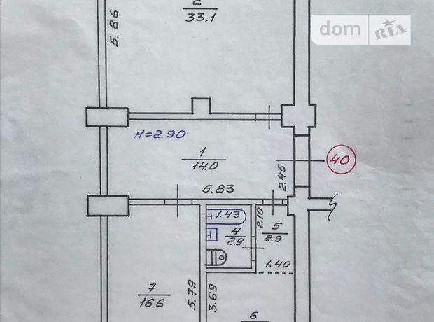 Продажа двухкомнатной квартиры в Харькове, на ул. Цементная 2а, район Новая Бавария фото 1